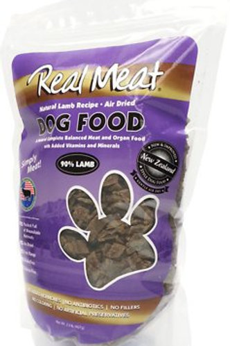 The Real Meat Company 90% Lamb Grain-Free Air-Dried Dog Food