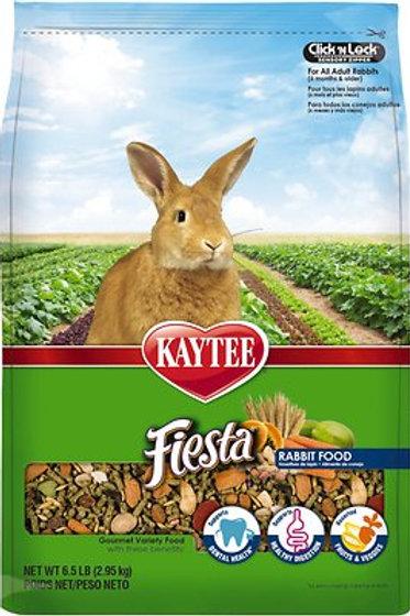 Kaytee Fiesta Gourmet Variety Diet Rabbit Food
