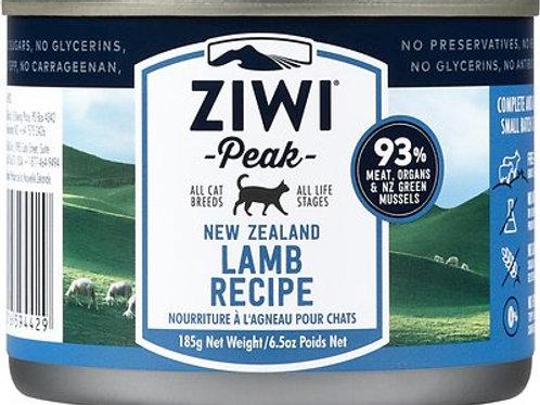 Ziwi Peak Cat Lamb Recipe Canned Cat Food, 6.5-oz, case of 12