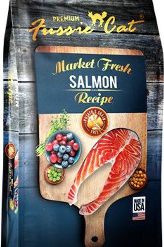 Fussie Cat Grain Free Salmon Dry Cat Food