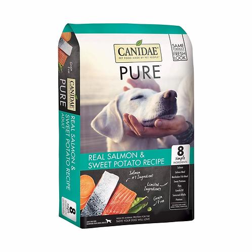 Canidae PURE Grain Free Salmon & Sweet Potato Dry Dog Food