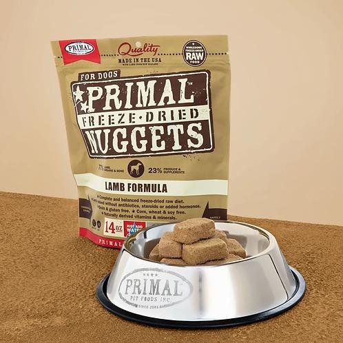 Primal Freeze-Dried Lamb Nuggets