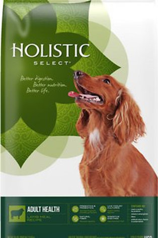 Holistic Select Adult Health Lamb Meal Dry Dog Food