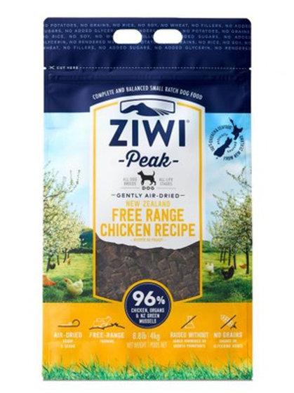 Ziwi Peak Dog Chicken Recipe Grain Free Air-Dried Dog Food
