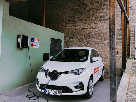 E-Car Sharing in Dettelbach