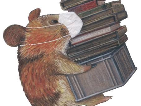 Bücher-Lieferdienst und Abholservice wieder aktiv