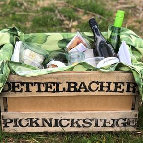 Die Dettelbacher Picknicksteige