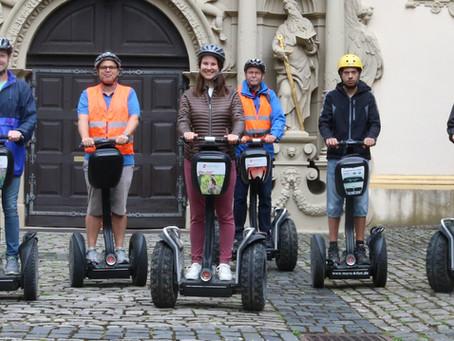 Segwaytouren durch Dettelbach