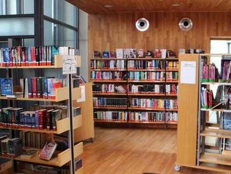 Öffnungszeiten Stadtbibliothek im KUK
