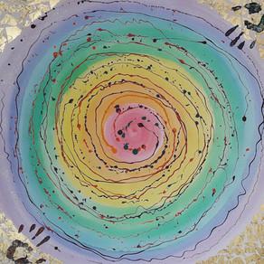 Zaubermosaik - Ausstellung von Anne Sauer