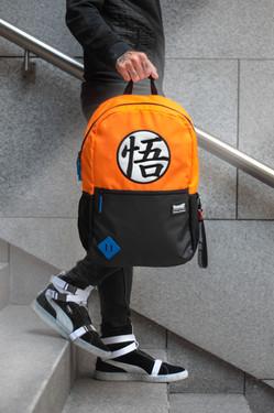 Backpack Goku Edition