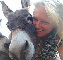 barb with donkeys.jpg