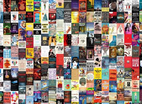 50x50 Challenge #4: Read 100 books