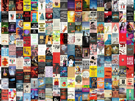 50x50 Challenge #4: Read 100 books