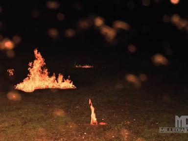 Explosion VFX Test