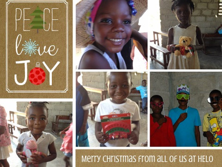 MERRY CHRISTMAS FROM HELO