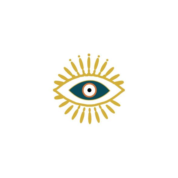 The Crafted Lash Logo Design