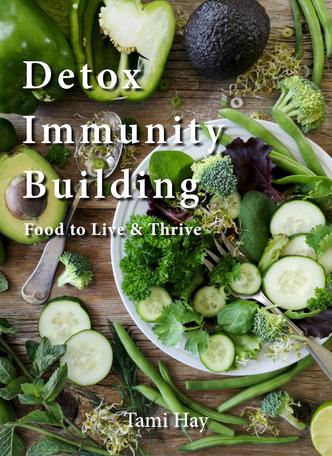 Detox Immunity Building Book - Ebook