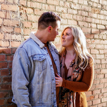 Strathcona Engagement Shoot