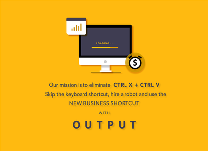 Hire Output Marketing Campaign