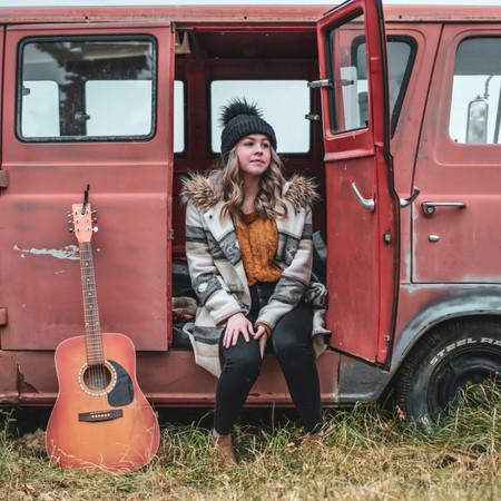 The Little Hippie Van Photoshoot