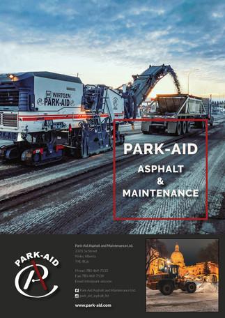 Park-Aid Brochure Layout