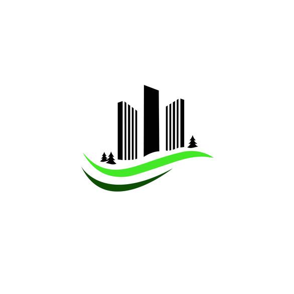 Platinum Property Services Logo Design