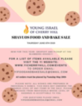 YI Food and bake sale 2019 order flyer.j