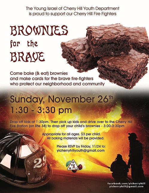 Brownies for the Brave