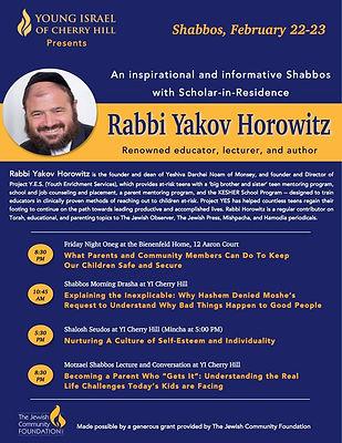 horowitz scholar.jpg