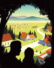 best retirement towns