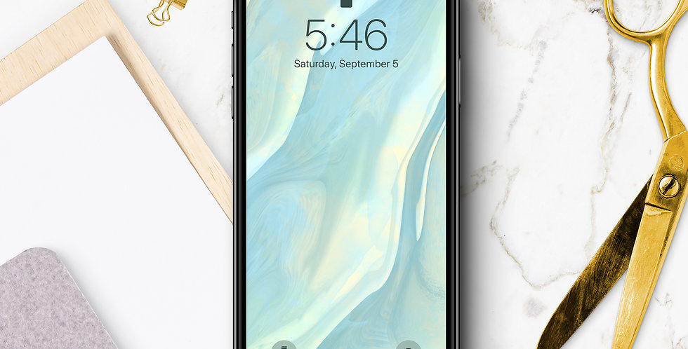 Glacier Phone Wallpaper