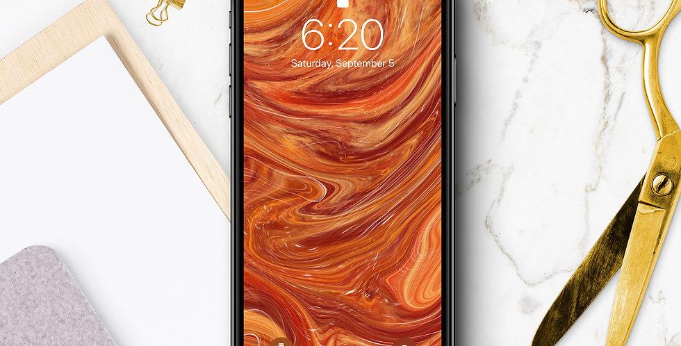 Lava Phone Wallpaper