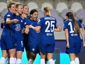 UWCL Quarter Final Review: Chelsea vs Wolfsburg