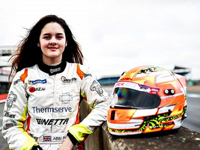 Four up-and-coming female drivers who are (seriously) ones to watch for the future.