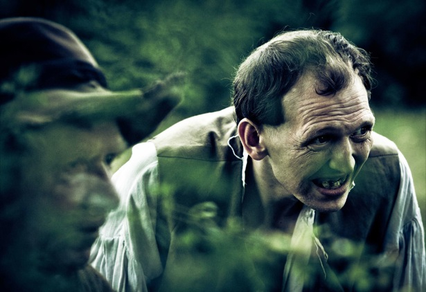 Darrell Stokes as D'Hubbert