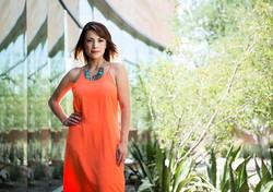 Monica orange