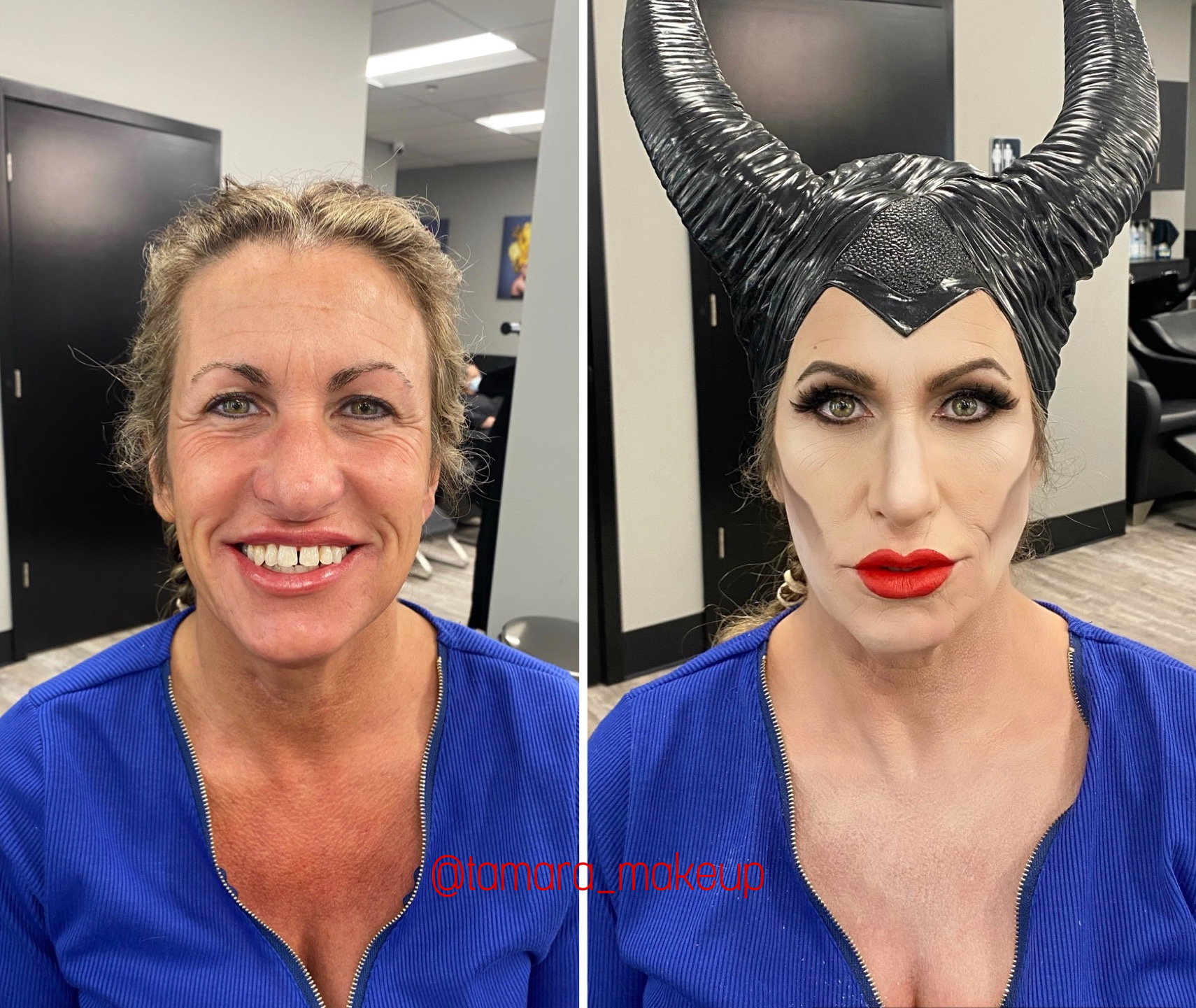 Maleficent Makeover