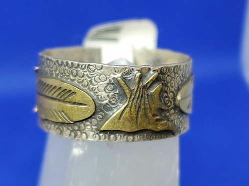 Navajo Storyteller Ring