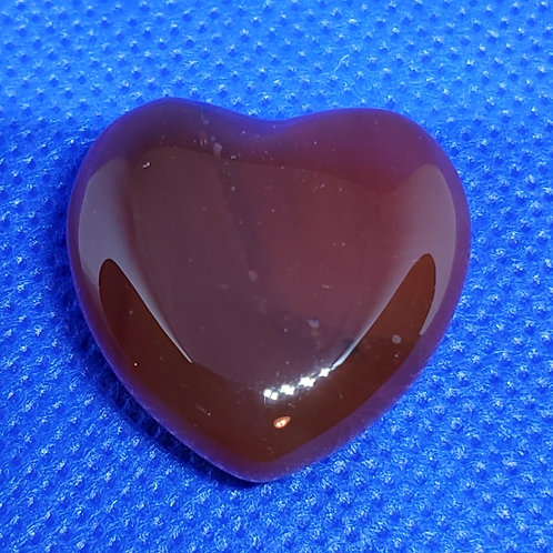Carnelian Heart
