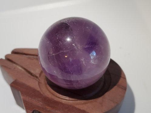 Amethyst Sphere 35MM