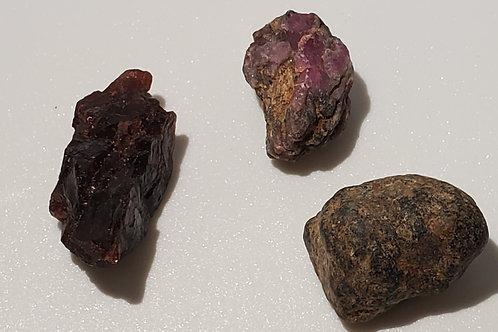 Rhodolite Lrg - Zimbabwe