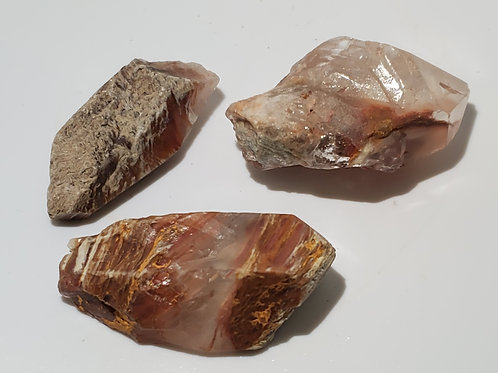 Rooster Tail Agate