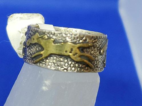 Navajo Storyteller Ring
