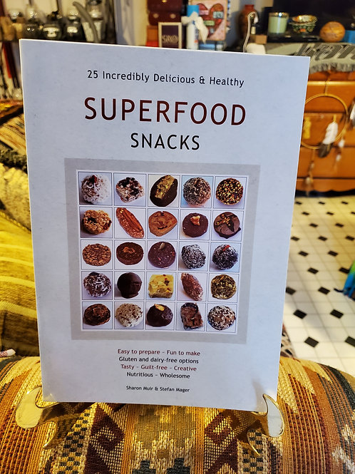Informational Giude - SuperSnacks