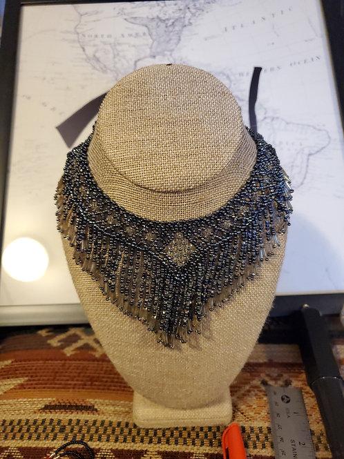 Ukrainian Glass Necklace