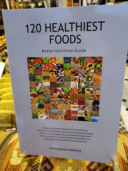 Informational Guide - 120 healthiest foods