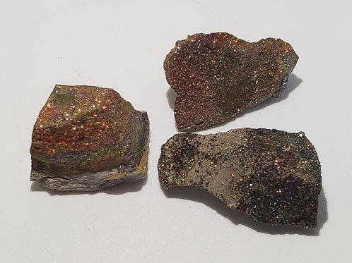 Pyrite Rainbow