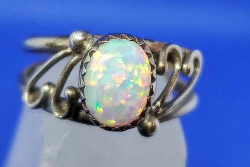 Navajo Opal Ring