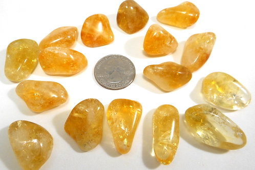 Citrine Polished